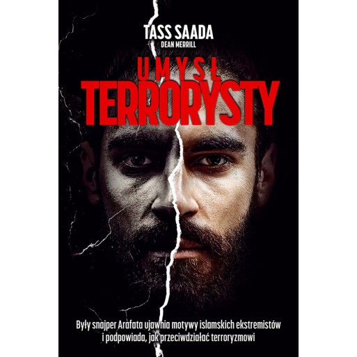 "Tass Saada, Dean Merrill ""Umysł Terrorysty"""