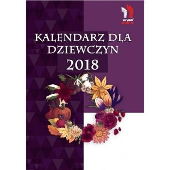 Kalendarz dla dziewczyn 2018