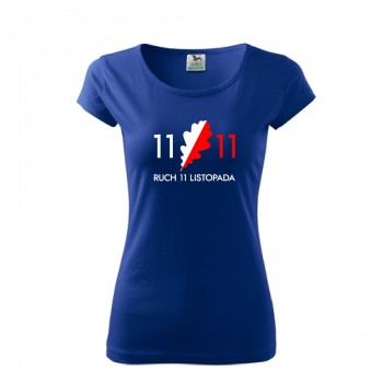 "koszulka ""Ruch 11 Listopada"" damska"