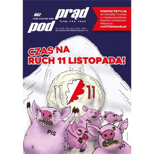 """gazeta """"Idź Pod Prąd"""" 02-04/2018"""