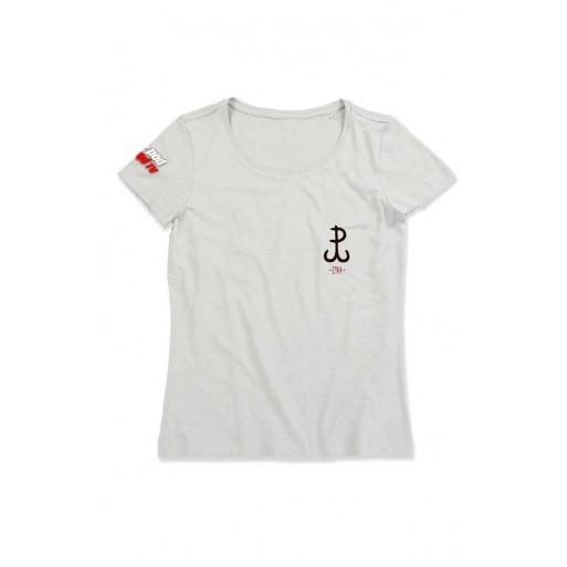 """koszulka """"Polska Walcząca"""" damska krój 2"""