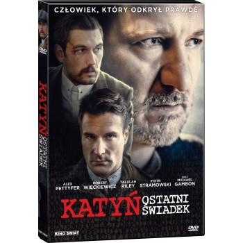 KATYŃ Ostatni świadek - film DVD