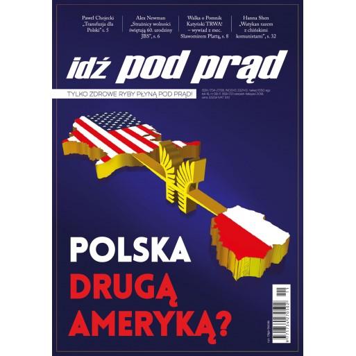"""gazeta """"Idź Pod Prąd"""" 08-11/2018"""