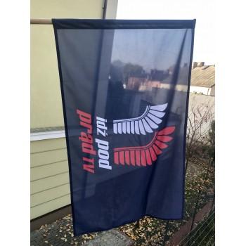 Flaga Idź Pod Prąd TV