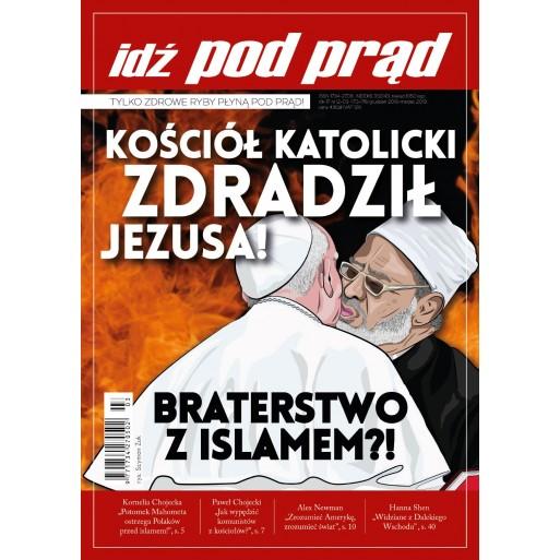 """gazeta """"Idź Pod Prąd"""" 12-03/2018-2019"""