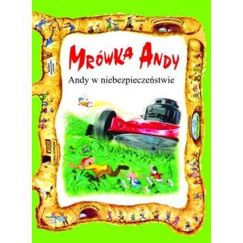 Seria opowiadań o przygodach Mrówki Andy