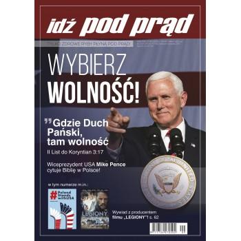 """gazeta """"Idź Pod Prąd"""" 04-09/2019"""