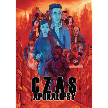 """""""Czas apokalipsy"""" komiks..."""