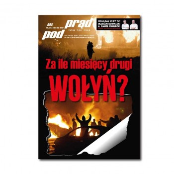 """gazeta """"Idź Pod Prąd"""" 09-11/2016"""