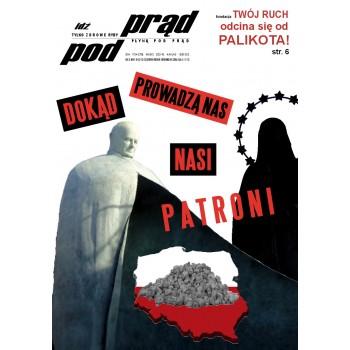 """gazeta """"Idź Pod Prąd"""" 08-10/2014"""