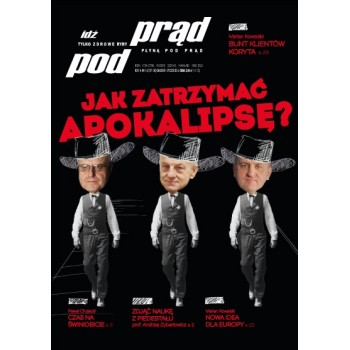 """gazeta """"Idź Pod Prąd"""" 01-02/2016"""