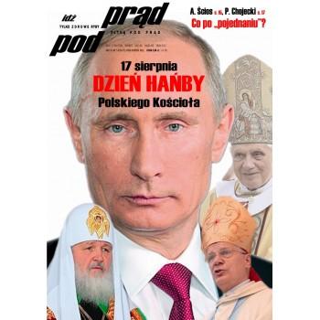 """gazeta """"Idź Pod Prąd"""" 07-08/2012"""