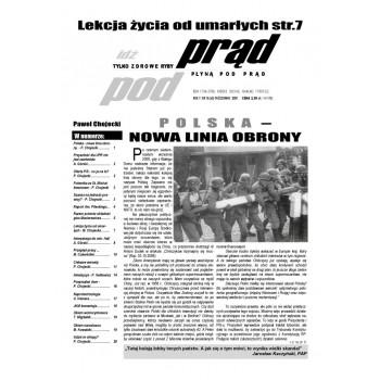"""gazeta """"Idź Pod Prąd"""" 10/2009"""