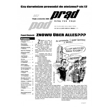 """gazeta """"Idź Pod Prąd"""" 08-09/2009"""