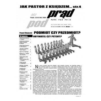 """gazeta """"Idź Pod Prąd"""" 06-07/2009"""