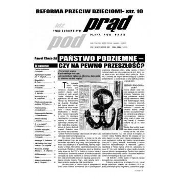 """gazeta """"Idź Pod Prąd"""" 04/2009"""