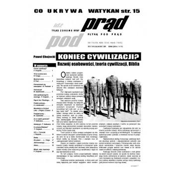 """gazeta """"Idź Pod Prąd"""" 03/2009"""