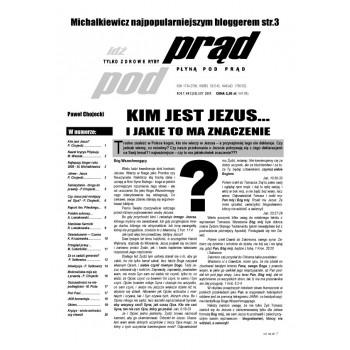 """gazeta """"Idź Pod Prąd"""" 02/2009"""