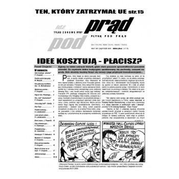 """gazeta """"Idź Pod Prąd"""" 01/2009"""