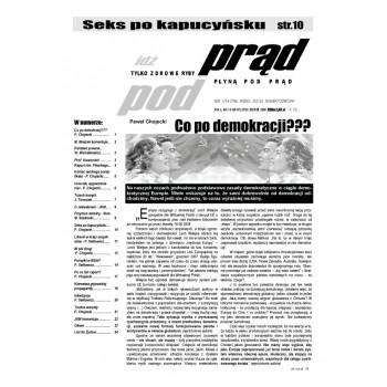 """gazeta """"Idź Pod Prąd"""" 07-08/2008"""