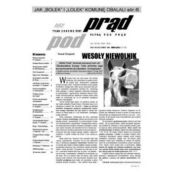 """gazeta """"Idź Pod Prąd"""" 06/2008"""