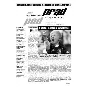 """gazeta """"Idź Pod Prąd"""" 03/2008"""