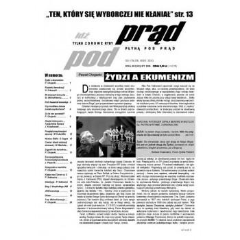 """gazeta """"Idź Pod Prąd"""" 02/2008"""