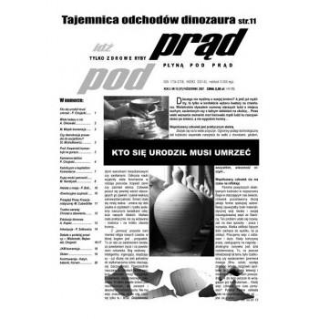 """gazeta """"Idź Pod Prąd"""" 10/2007"""