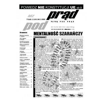 """gazeta """"Idź Pod Prąd"""" 04/2007"""