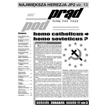 """gazeta """"Idź Pod Prąd"""" 03/2007"""
