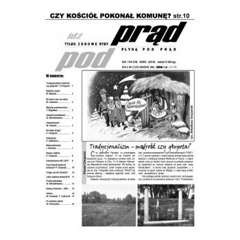 """gazeta """"Idź Pod Prąd"""" 12/2006"""