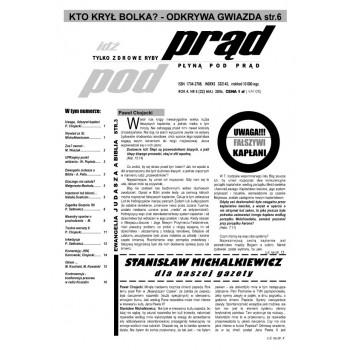 """gazeta """"Idź Pod Prąd"""" 05/2006"""
