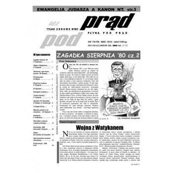 """gazeta """"Idź Pod Prąd"""" 04/2006"""