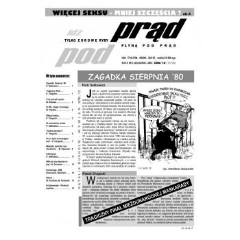 """gazeta """"Idź Pod Prąd"""" 03/2006"""