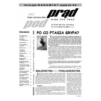 """gazeta """"Idź Pod Prąd"""" 10/2005"""