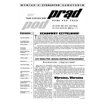 """gazeta """"Idź Pod Prąd"""" 04/2005"""