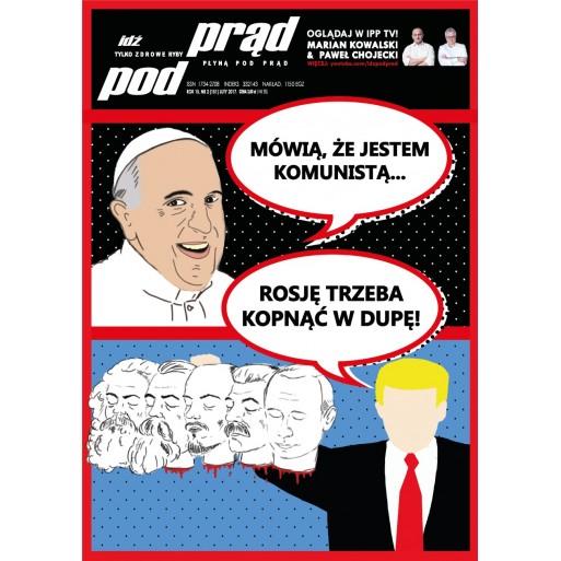 """gazeta """"Idź Pod Prąd"""" 02/2017"""