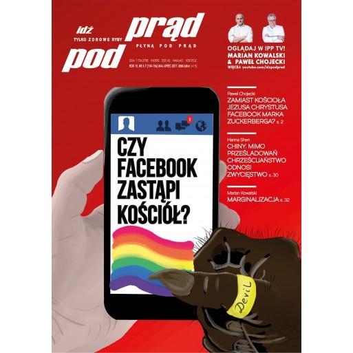 """gazeta """"Idź Pod Prąd"""" 05-07/2017"""